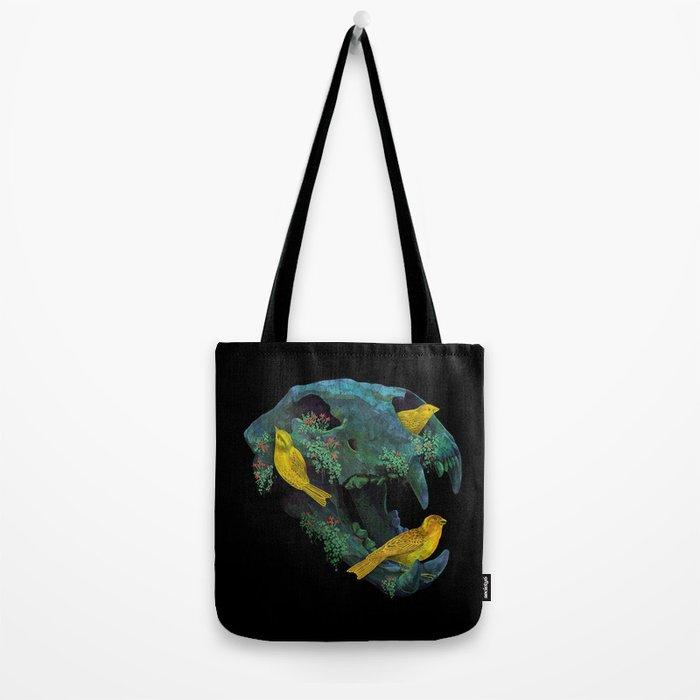 Three Little Birds Tote Bag