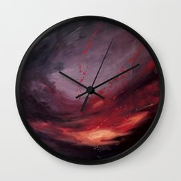 Day Break Wall Clock