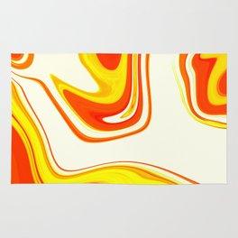 Abstract Fluid 18 Rug