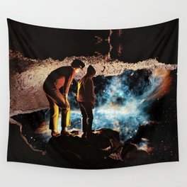 ...And Then It Kinda Went Nova Wall Tapestry