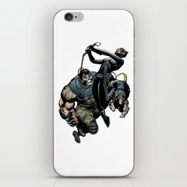 superhero iPhone Skin