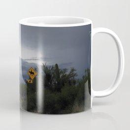 Horse Crossing Coffee Mug
