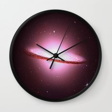Space Energy Wall Clock