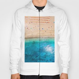 AERIAL. Summer beach Hoody