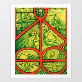 Sigil #7 Art Print