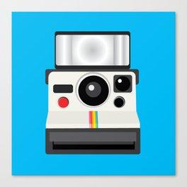 Pretty In Polaroid Canvas Print