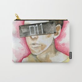 Watercolor drawing Carry-All Pouch