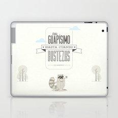ESTÁS GUAPO HASTA CUANDO BOSTEZAS Laptop & iPad Skin