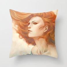 Pepper Breeze New Throw Pillow