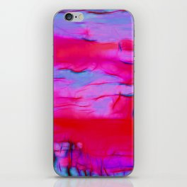 Pink Storm iPhone Skin