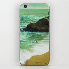 LaGuNa Beach Ca iPhone Skin