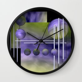 liking geometry -3- Wall Clock
