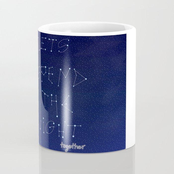 let's spent Coffee Mug