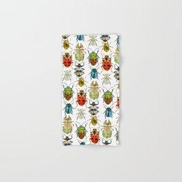Beetle Compilation Hand & Bath Towel