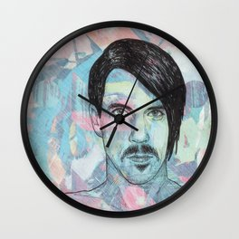 Suck My Kiss Wall Clock