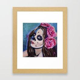 Catrina Framed Art Print