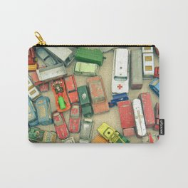 Traffic Jam Carry-All Pouch