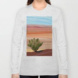 Mojave Desert (Vertical) Long Sleeve T-shirt