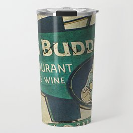 Big Buddha Travel Mug
