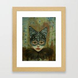Trigger Framed Art Print