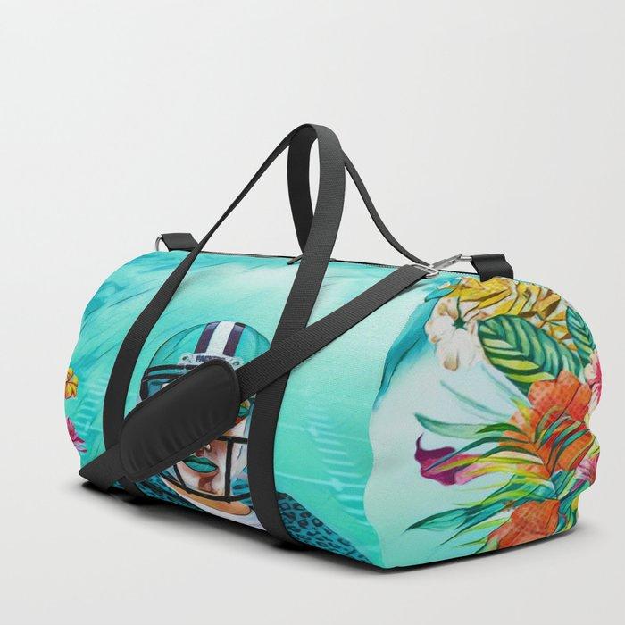 Fl American Football Duffle Bag