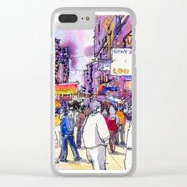 20161230 SSP HK 2 Clear iPhone Case
