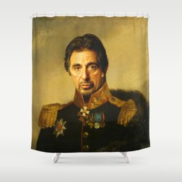 Al Pacino -replaceface Shower Curtain