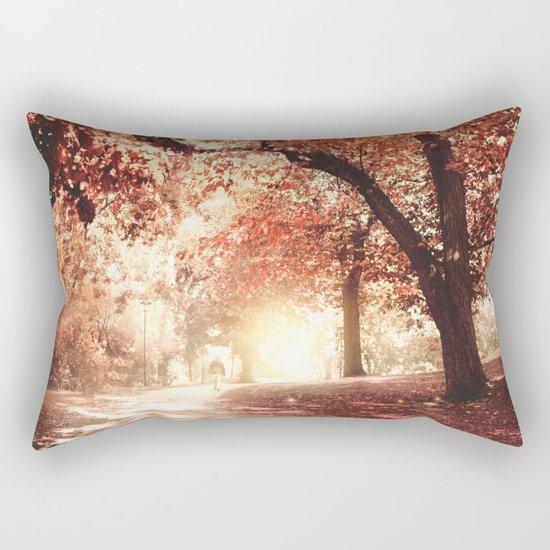 Autumn fall Rectangular Pillow