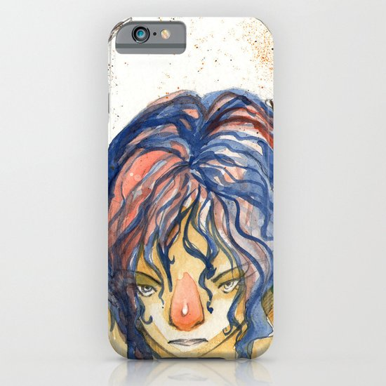 Forest Spirit iPhone & iPod Case