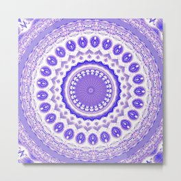 Some Other Mandala 405 Metal Print
