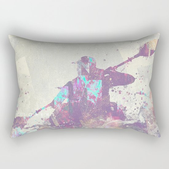 Explorers II Rectangular Pillow