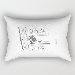 Paris, France | Arc de Triomphe de l'Étoile Rectangular Pillow