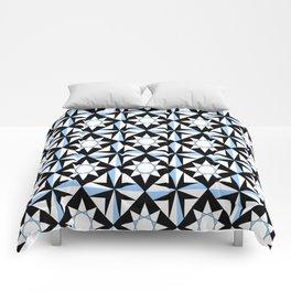 symetric patterns 51 -mandala,geometric,rosace,harmony,star,symmetry Comforters