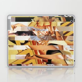 Glitch Pin-Up Redux: Vanessa Laptop & iPad Skin
