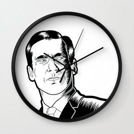Don Draper Wall Clock