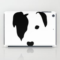 jack russell iPad Cases featuring Jack Russell by Dizzy Moments