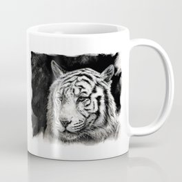 The Observant Tiger Coffee Mug