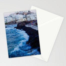 Greek Ilsand Waves Stationery Cards