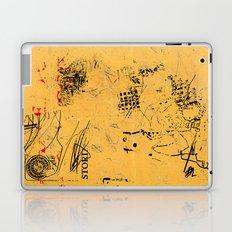 erased 4 Laptop & iPad Skin