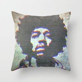 JIMI0304 Throw Pillow