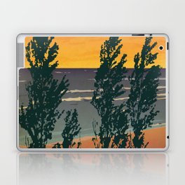 Pinery Provincial Park Poster Laptop & iPad Skin
