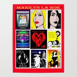 MARILYN LA ROE ... 3rd poster Poster