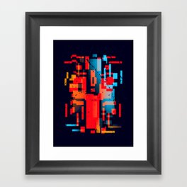 Abstract Composition #1 Framed Art Print