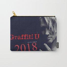 Keith Urban Grafitti U 2018 Carry-All Pouch
