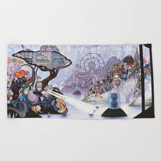 Rites of Passage Beach Towel