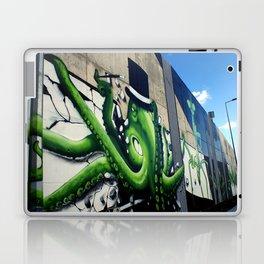 """""""Green Octopus"""" Laptop & iPad Skin"""