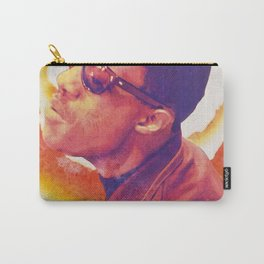 Stevie Wonder watercolour poster & print Carry-All Pouch