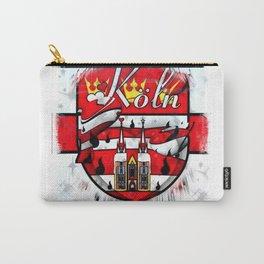 Köln Popart by Nico Bielow Carry-All Pouch