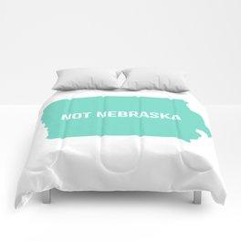 Not Nebraska  Comforters