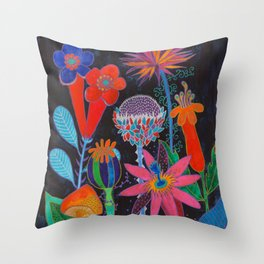 Morganna Throw Pillow